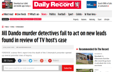 jul15-dailyrecord-police-failed-to-act-new-leads-jill-dando-murder